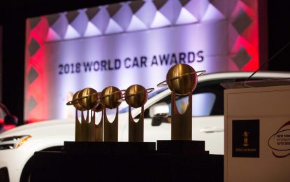 Volvo XC60 proglašen svjetskim automobilom godine [Galerija]