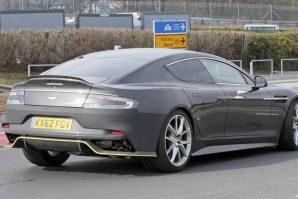 Aston Martin priprema snažni Rapide AMR koji će biti namijenjen svakodnevnoj upotrebi i trkanju na trkaćoj stazi