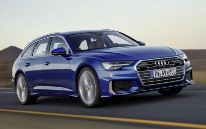 Predstavljen novi Audi A6 Avant [Galerija i Video]