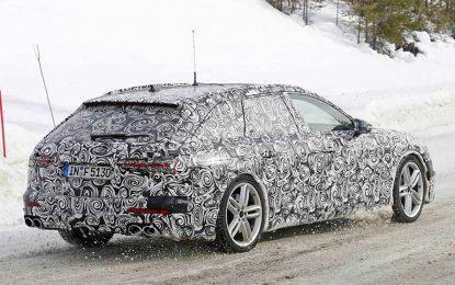 U završnoj fazi testiranja novog agresivnijeg Audija S6 Avant