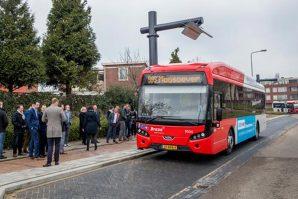 Nova isporuka električnih autobusa VDL Citea Elelctric za Hertogenbosch