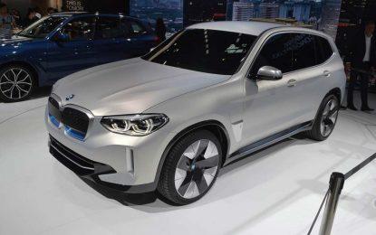 Novi električni BMW iX3 sklapaće se u Kini, a isporučivaće se svim svjetskim tržištima