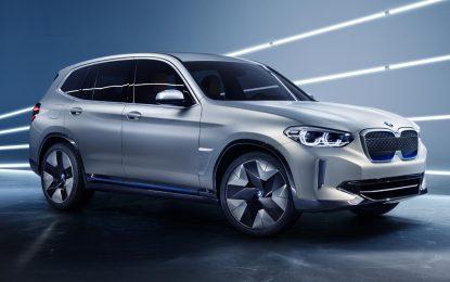 Proizvodni planovi za novi električni BMW Concept iX3 [Galerija i Video]