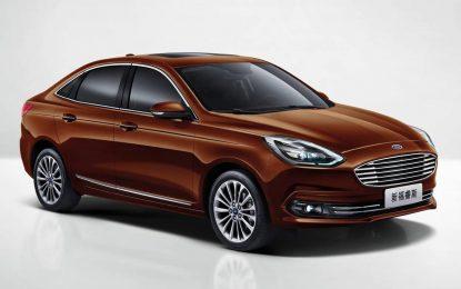 Ford Escort – staro ime, novi automobil, ali samo za kinesko tržište