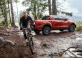 Novi Ford Ranger bez kamuflaže, ali sa simpatičnim skrivenim detaljima