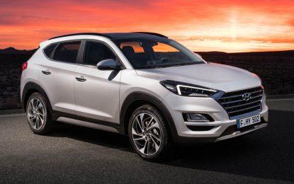 Obnovljeni Hyundai Tucson u prodaji na evropskom tržištu mogao bi se pojaviti početkom ljeta [Galerija i Video]