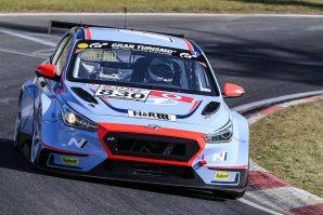 Hyundai nastupa na trci 24h Nürburgringa