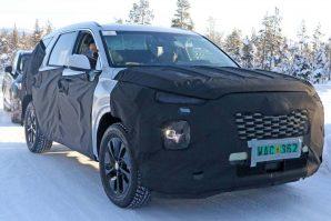 Hyundai testira novi veliki SUV