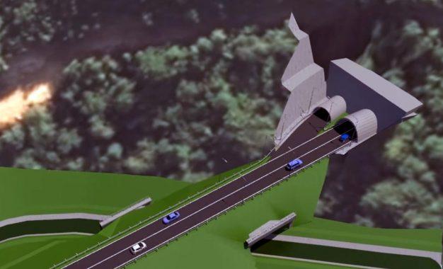Izgradnja tunela Hranjen, na budućoj dionici Goražde – Sarajevo, započeće ove godine