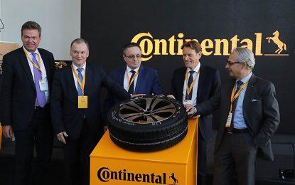 Upriličena svečanost povodom proizvedenih 10 miliona guma Continental u tvornici Kaluga
