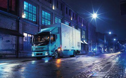 Naredne godine počinje serijska proizvodnja električnog kamiona Volvo FL Electric [Galerija]