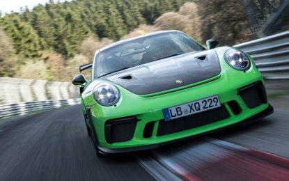 Porsche 911 GT3 RS postavio novi rekord Nürburgringa za automobile sa atmosferskim motorom [Video]