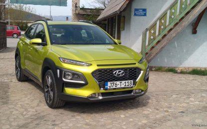 Vozili smo – Hyundai Kona 1.6 T-GDI AWD Automatic [Galerija]