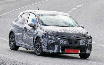 Nova generacija Renaulta Clija u pripremi