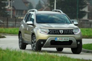 TEST – Dacia Duster dCi 110 EDC Prestige