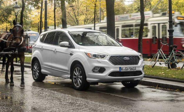 Ford na tržištu Evrope u prvom kvartalu ove godine najznačajnije rastao u segmentu komercijalaca i SUV-ova