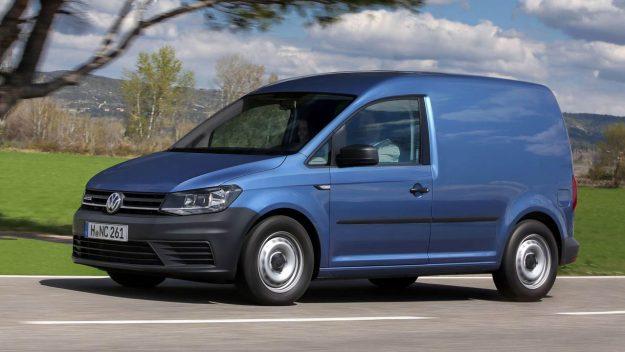 Volkswagen Caddy Furgon