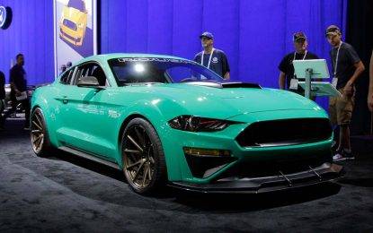 Roush Supercharger Ford Mustang GT sa 700 KS [Galerija i Video]