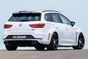 Tuning JE Design – Seat Leon Cupra 300 ST Widebody [Galerija]