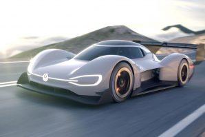 Pred premijeru električnog Volkswagenovog snagatora I.D. R Pikes Peak