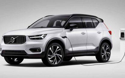 Volvo Cars na putu elektrifikacije