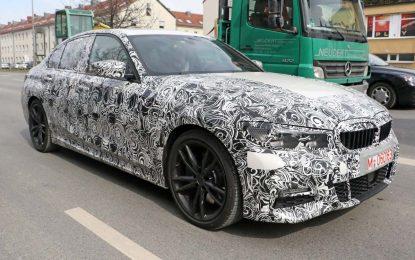 Za novu generaciju BMW 3 Series priprema se do sad najšira paleta motora, među kojima su najvjerovatnija i dva plug-in hibrida