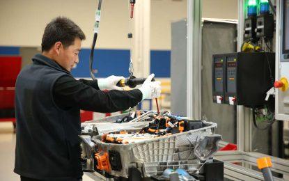 Ključ BMW-ove električne ekspanzije su tvornice električnih baterija [Galerija i Video]