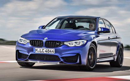 BMW M3 CS – posebno izdanje sa više snage [Galerija i Video]