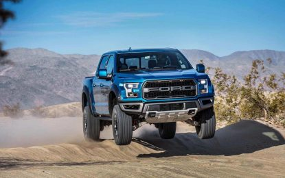 Dodatna poboljšanja za Ford F-150 Raptor [Galerija i Video]