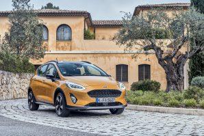 "Ford Fiesta Active – novi ""aktivni"" crossover"