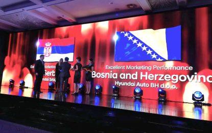 Još jedna nagrada za Hyundai Auto BH