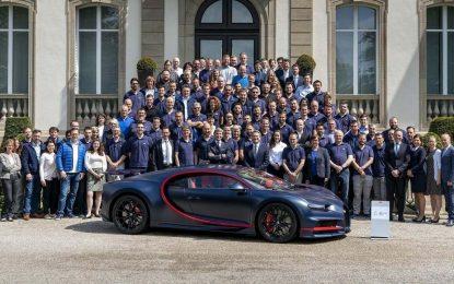 Proizveden jubilarni stoti primjerak Bugatti Chiron