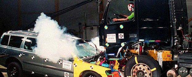 Volvo FH – Sigurnost je važna ne samo osobama unutar kamiona, već i drugim učesnicima u saobraćaju