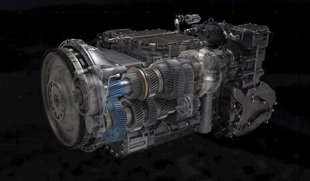Unaprijeđeni I-Shift Dual Clutch mjenjač za Volvo FH