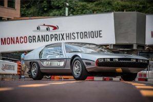 Legendarni Lamborghini Marzal ponovo u Monte Carlu [Galerija i Video]