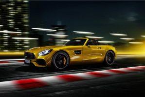 Mercedes-AMG GT S Roadster – još jedan Roadster u AMG GT porodici [Galerija]