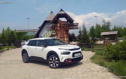 Testnim vožnjama i promocijom u Vitezu, u BiH zvanično krenula prodaja obnovljenog Citroena C4 Cactusa [Galerija]