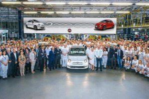 Sa proizvodne trake sišao dvomilioniti Fiat 500