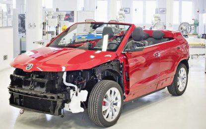 Studentski projekt Škoda Karoq Convertible završen. Traži se ime, a predstavljanje je u junu.