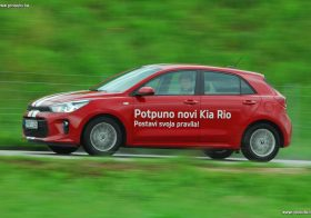TEST – Kia Rio 1.25 MPI EX City (MY '18)