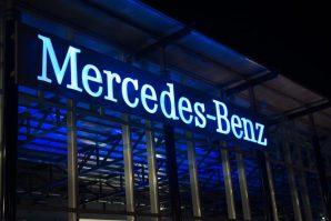 Mercedes-Benz, sa prodatih više od 192.000 automobila u aprilu, povećao prodaju za 6,6%