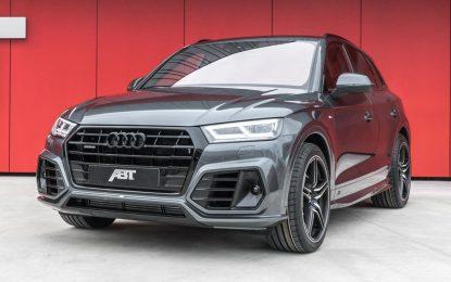 """Abt Sportsline pripremio novi atraktivni """"Slim Body"""" tunerski paket za Audi Q5 i SQ5 [Galerija]"""