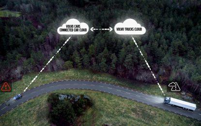 Connected Safety – Volvo automobili i kamioni će se automatski međusobno upozoravati na opasnosti u saobraćaju (Galerija i Video)