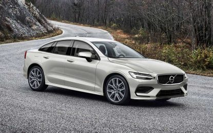 Novi Volvovi modeli stizaće bez dizelskih motora – Prvi je Volvo S60 Sedan