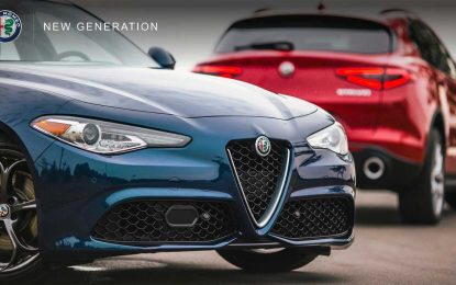 "Sergio Marchionne, predsjednik i generalni direktor grupe Fiat-Chrysler, predstavio plan revitalizacije ""2018-2022 strategy"" za Alfu Romeo"