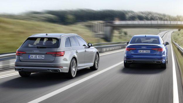 Audi A4 i Audi A4 Avant [2019]