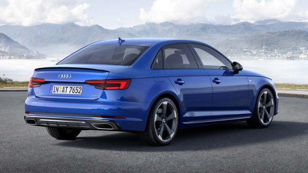 Audi A4 [2019]