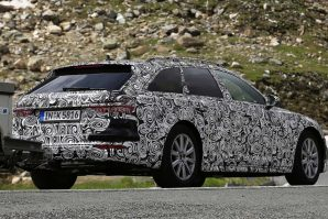 Početak testne faze za Audi A6 Allroad Quattro