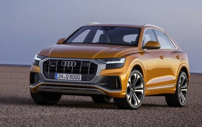 Audi Q8 i zvanično [Galerija i Video]