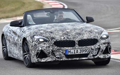 BMW Z4 M40i u završnoj fazi testiranja [Galerija i Video]